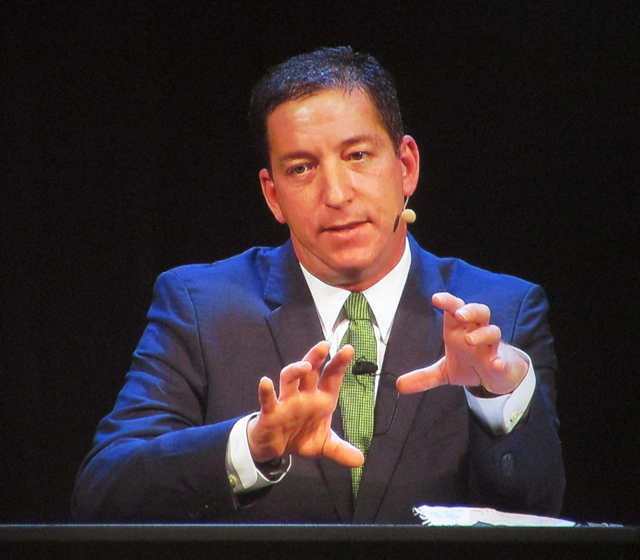 The Creepy 'n Spooky Show: Greenwald revealed evidence that New Zealand's Echelon spy agency, the GCSB, is also facilitating mass surveillance of NZ's populace on 15 September 2014.