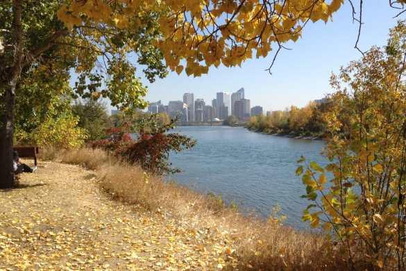 #exploreCanada - Calgary, Alberta im Herbst