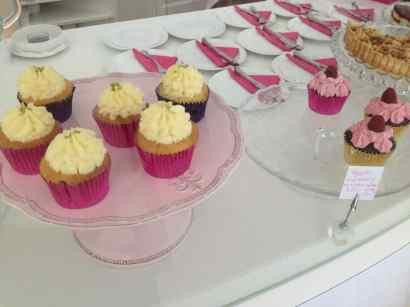leckere Cupcakes, auch für Veganer