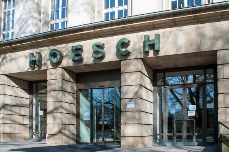 Hoesch Verwaltungsgebäude Westfalenhütte