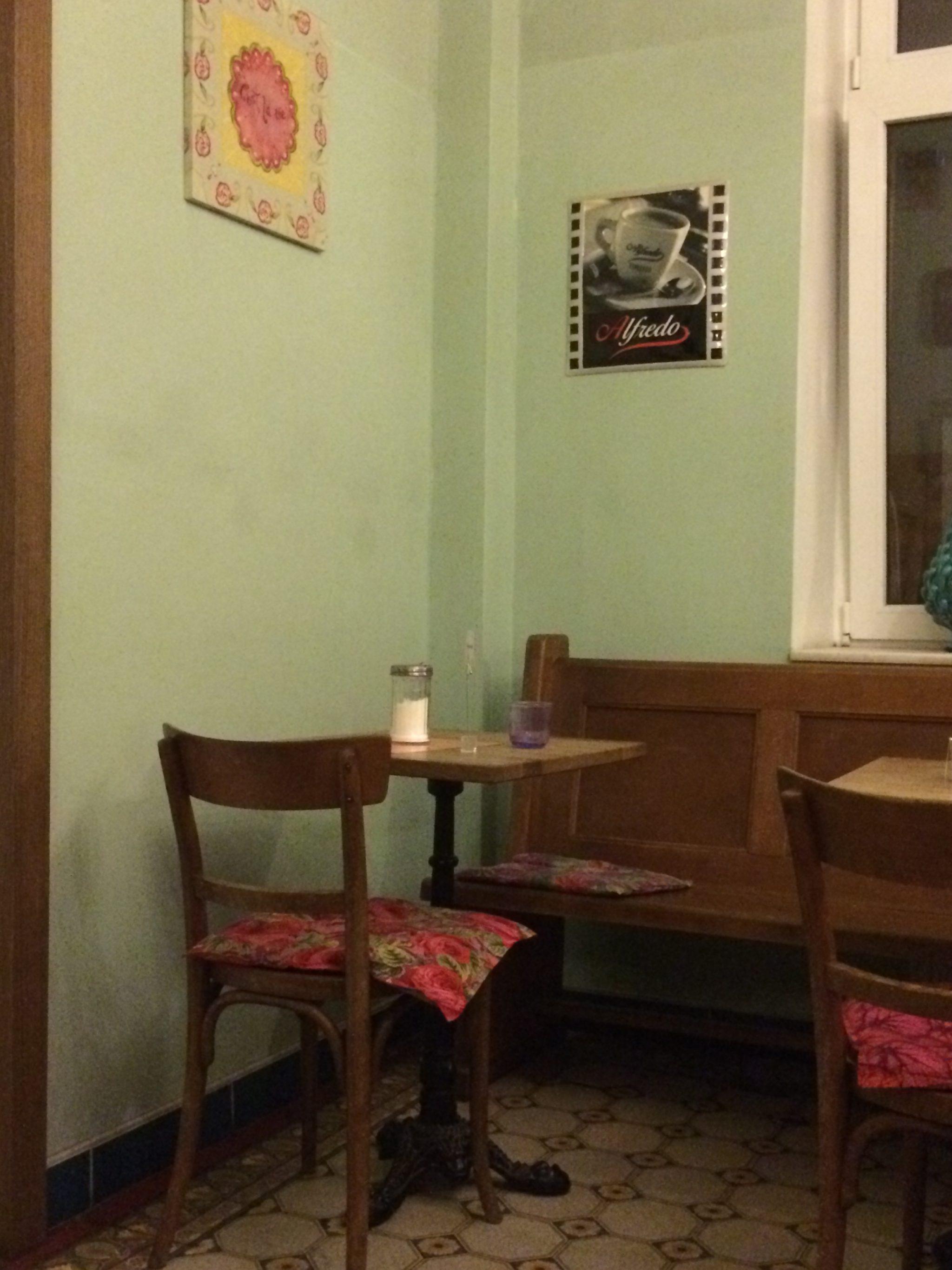Im Café Lotte, Dortmund