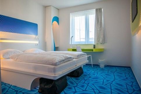 Zimmer prizeotel Hamburg