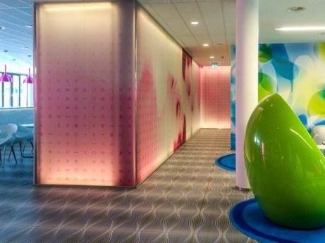 prizeotel Hamburg Lobby