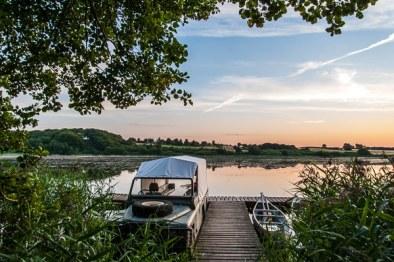 Am See von Borbjerg