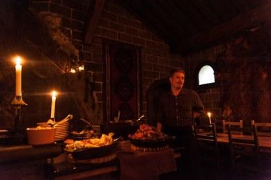 Mittelalterliches Essen