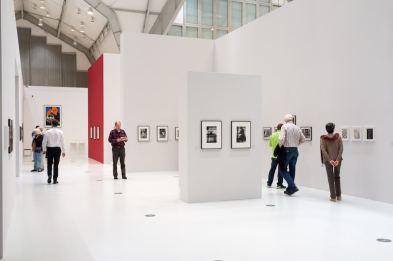 In der Leica-Ausstellung in Hamburg