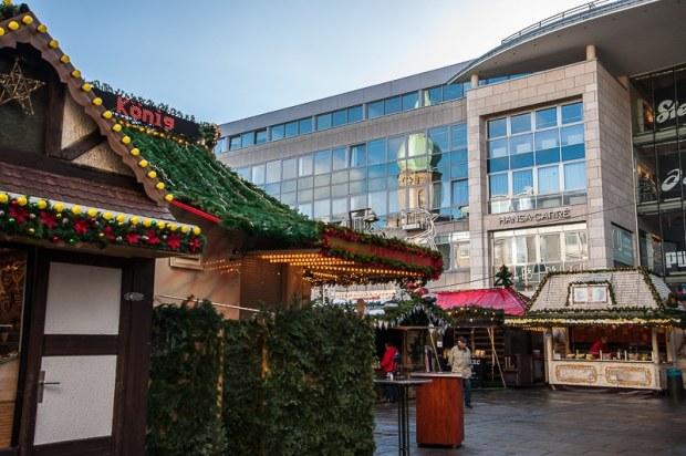 Weihnachtsmarkt am Alten Markt in Dortmund