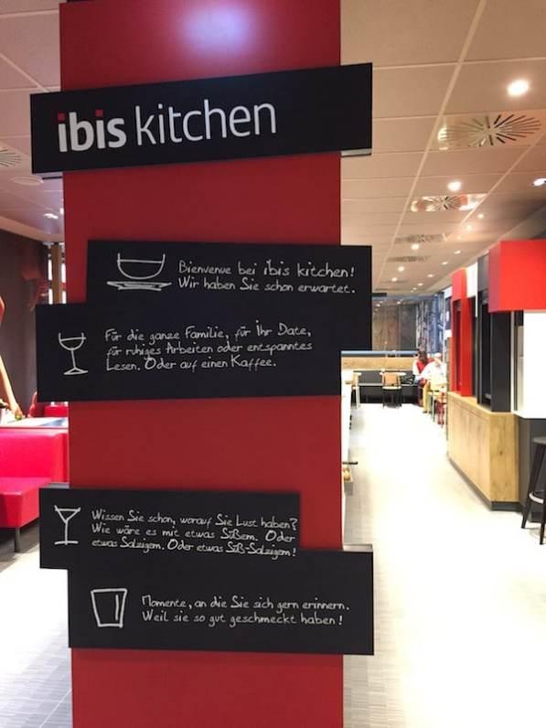 ibis Kitchen, ibis Hamburg City