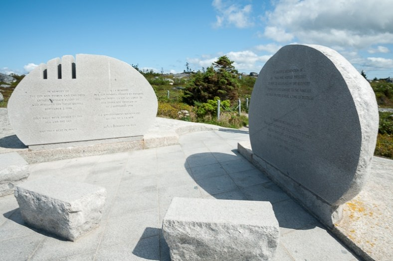 SwissAir 111 Memorial