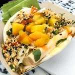Taiwanesische Street Food Spezialität Gua Bao von Turbo Imbiss aus Köln