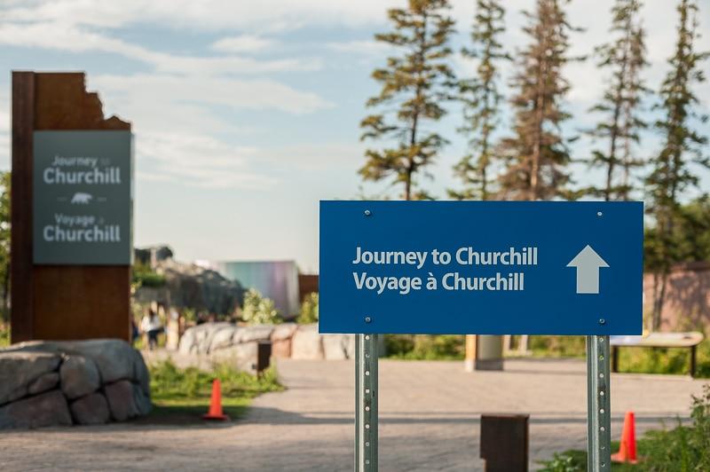Journey to Churchill