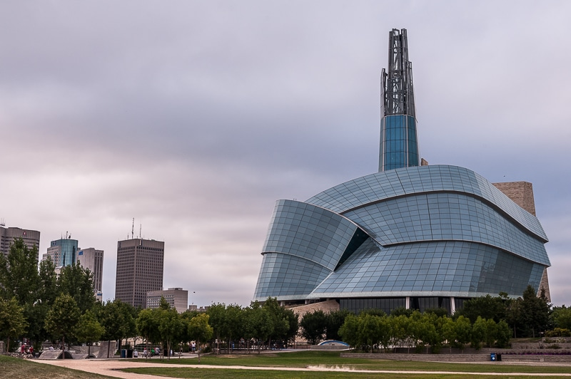 The Canadian Museum of Human Rights
