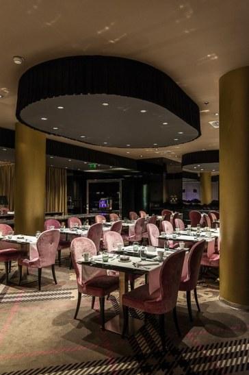 "Restaurant ""Pink Topas"", Falkensteiner Hotel, Belgrad"