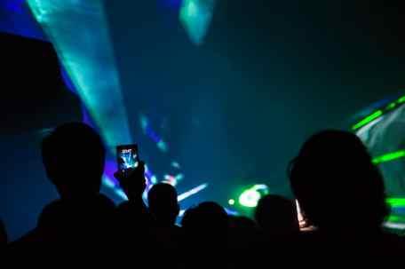 Lichterzauber ist beliebtes Filmobjekt