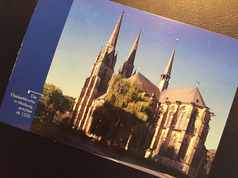 Elisabethkirche Marburg, 13. Jh., Südostansicht
