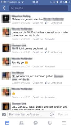 Alltagsrassismus auf Facebook