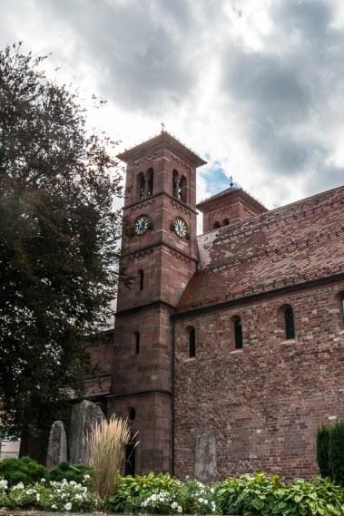 Klosterkirche in Klosterreichenbach, Baiersbronn