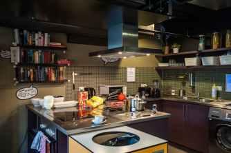 Gästeküche