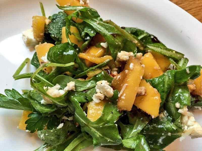Mango-Sommersalat