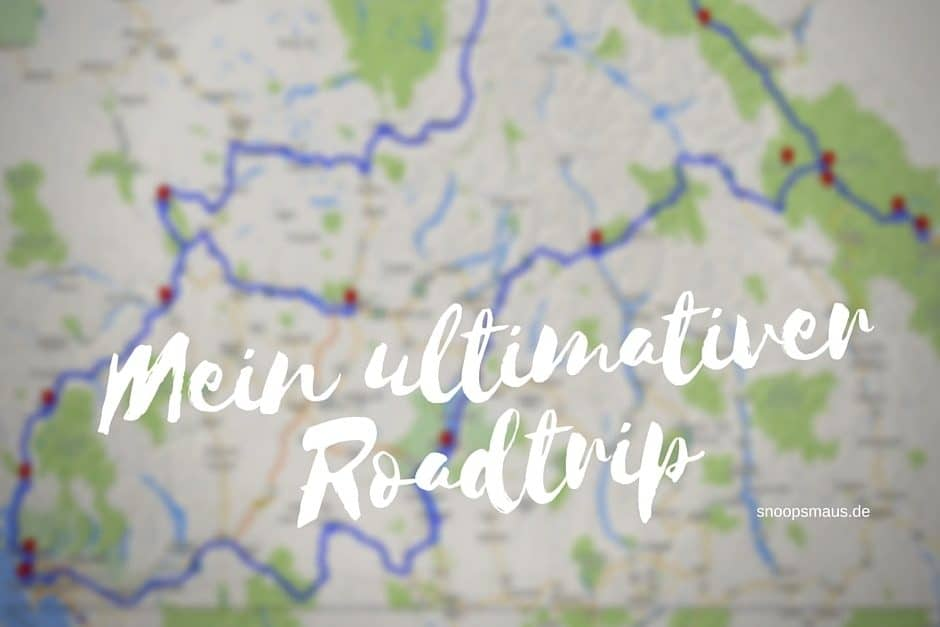 ultimativer Roadtrip Cover