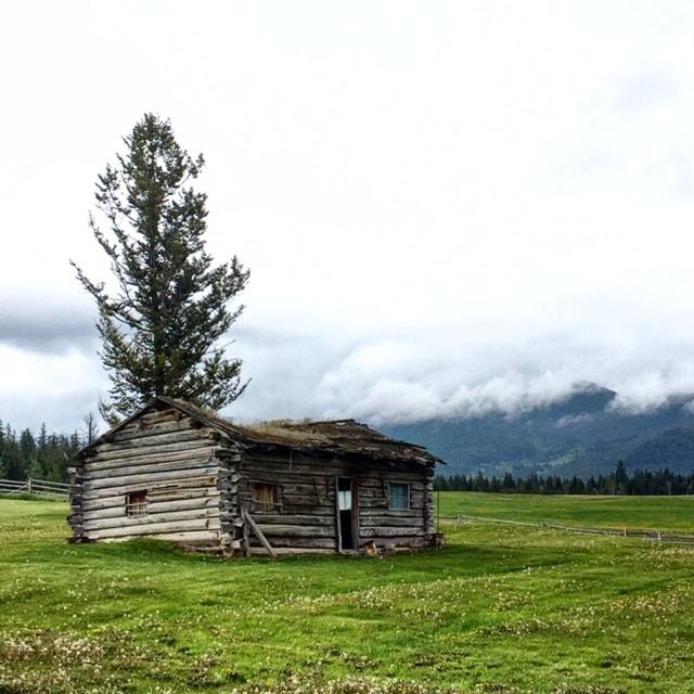 Auf der Echo Valley Ranch