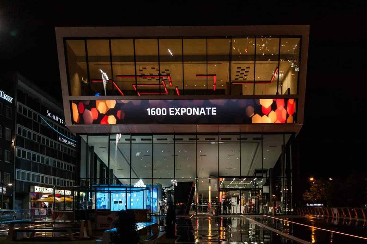 Das Deutsche Fußballmuseum in Dortmund