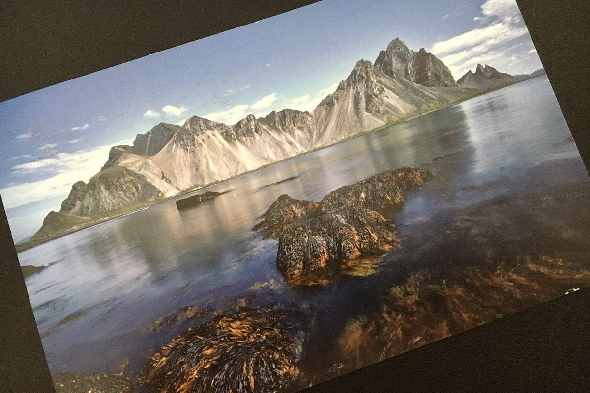Postcard of the Week: Stokksnes & Vestrahorn, Island