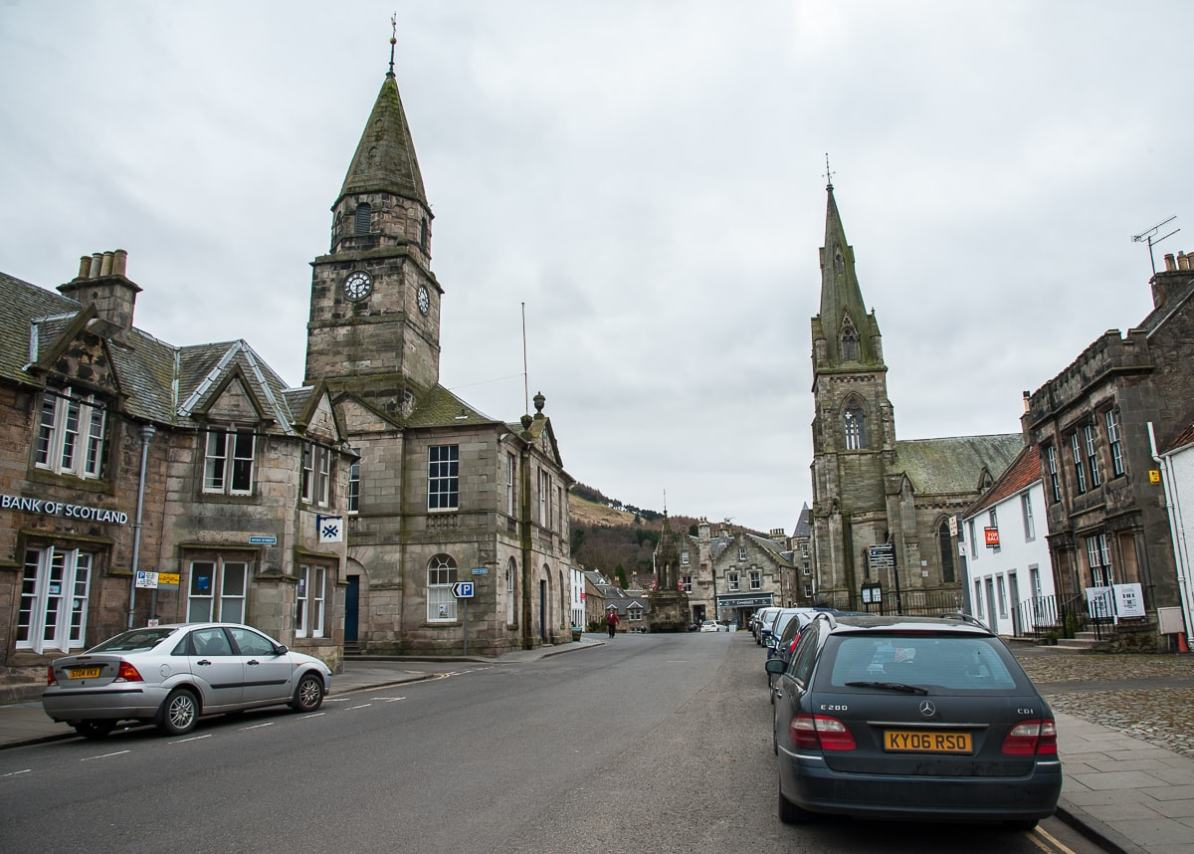 High Street, Falkland