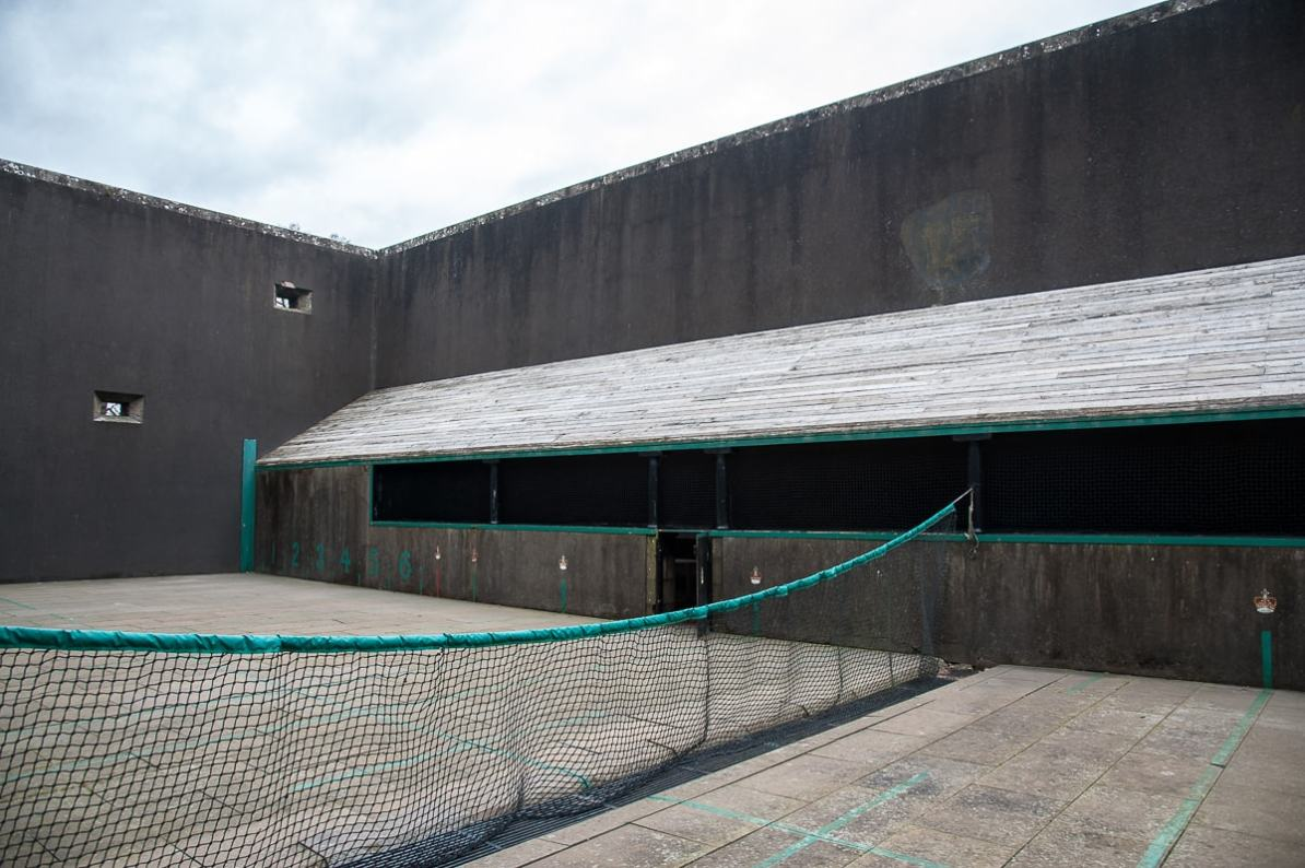 Royal Tennis Court
