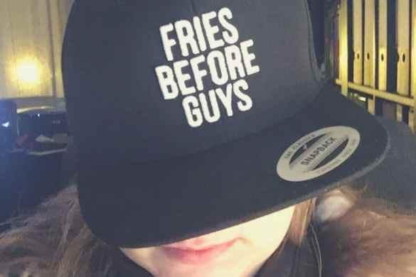 Fries before guys - Frittenwerk Köln Cover