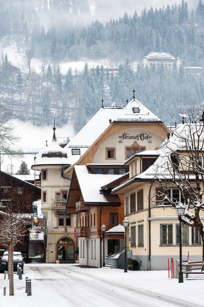 Hotel Landhof in Saanen