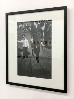 Das für mich beeindruckendste Foto von Peter Lindbergh in der Ausstellung