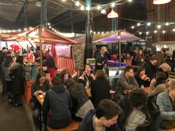 Street Food Thursday in Kreuzberg