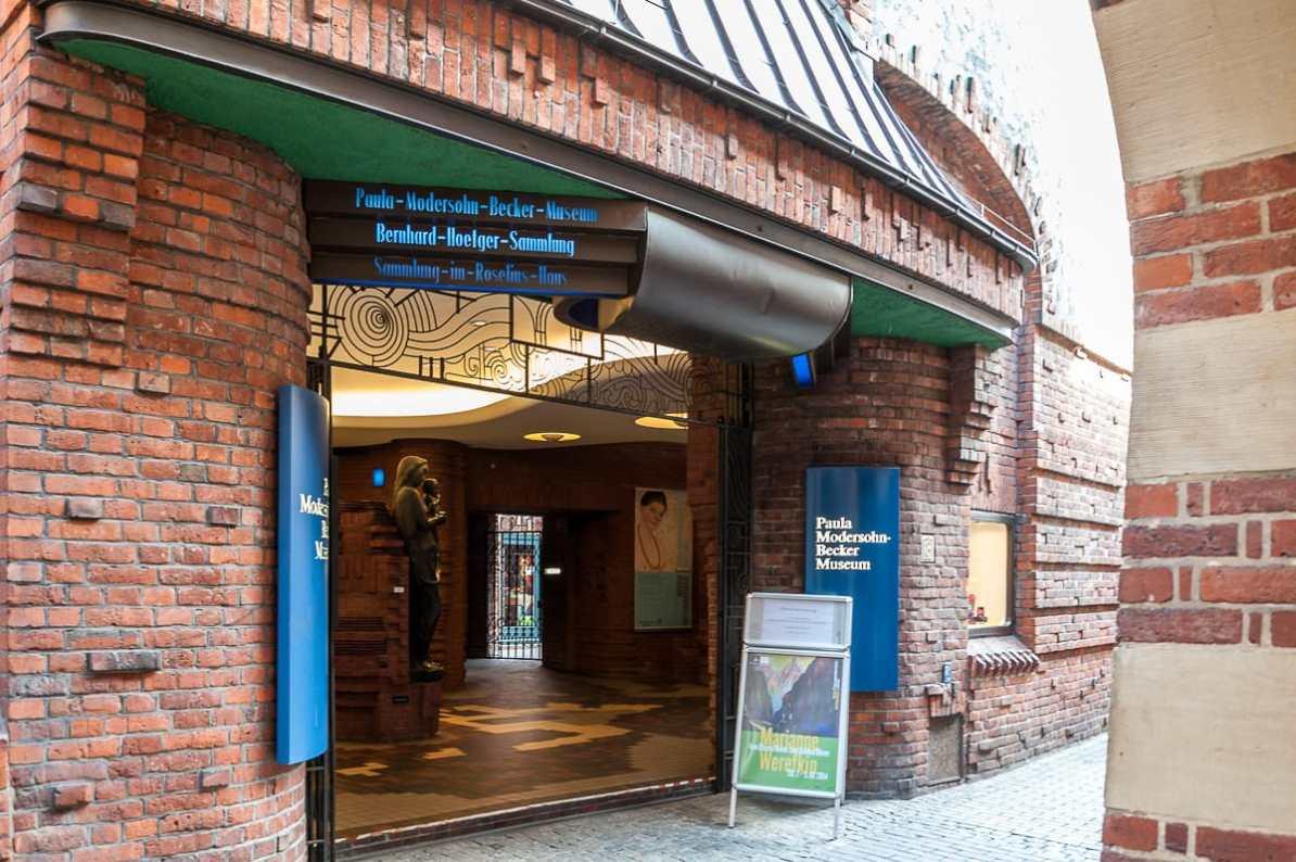 Museen in der Böttcherstraße