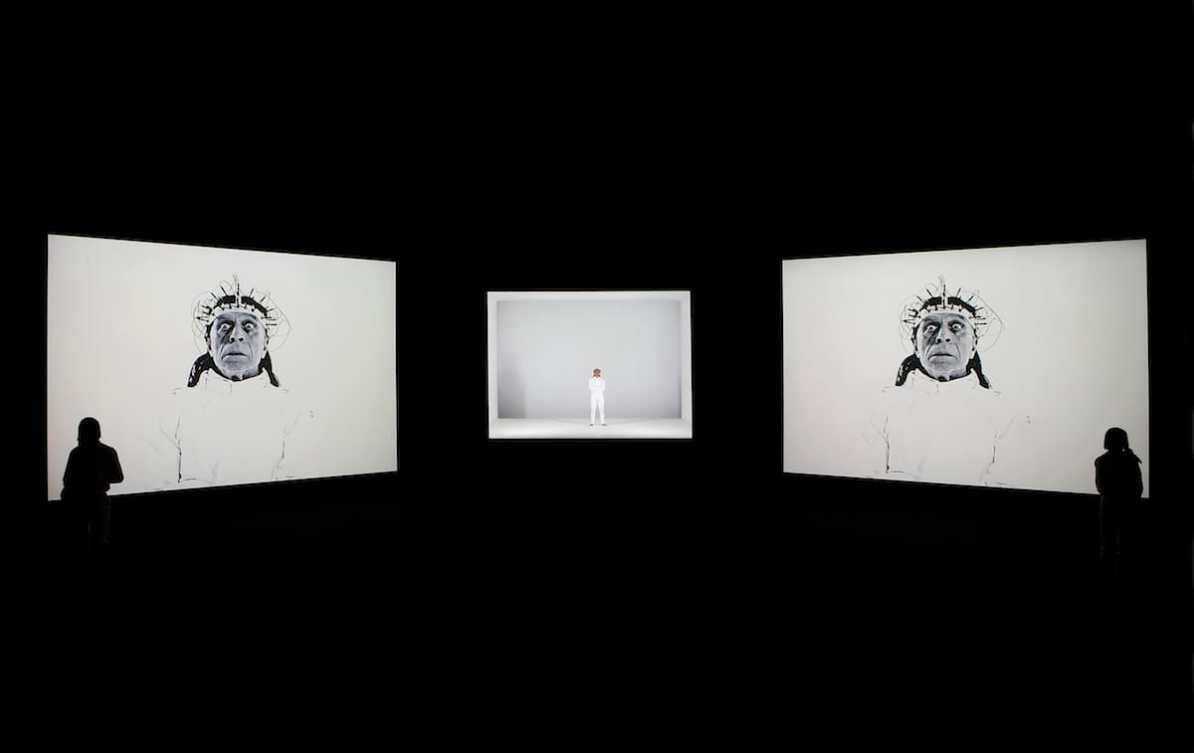 Uwe Schmieder, hell / ein Augenblick, © Birgit Hupfeld