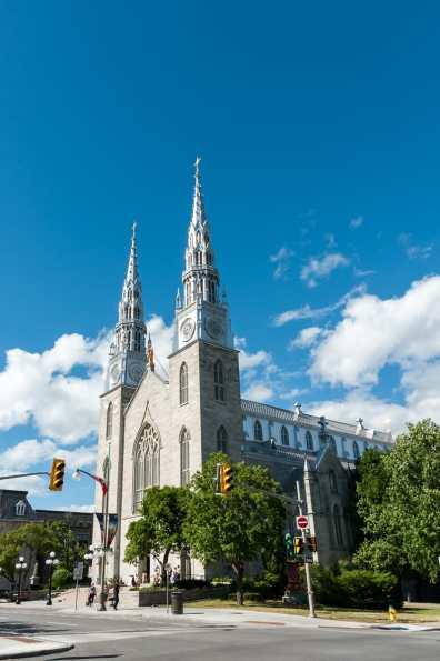 Kathedralbasilika Notre Dame