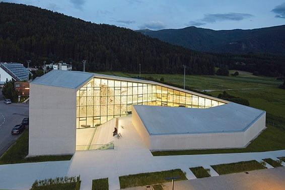 Kletterhalle Bruneck Foto: Stifter-Bachmann