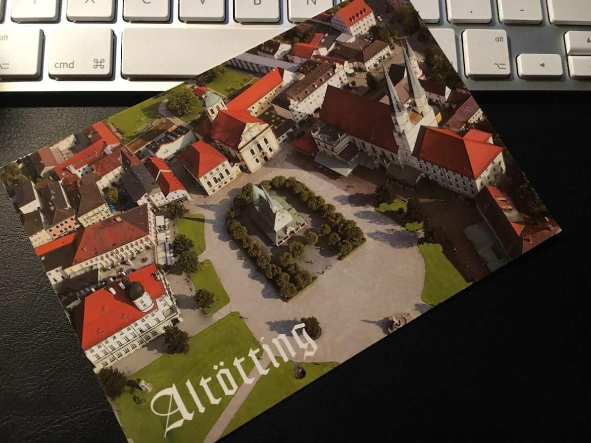 Postcard of the Week: Altötting