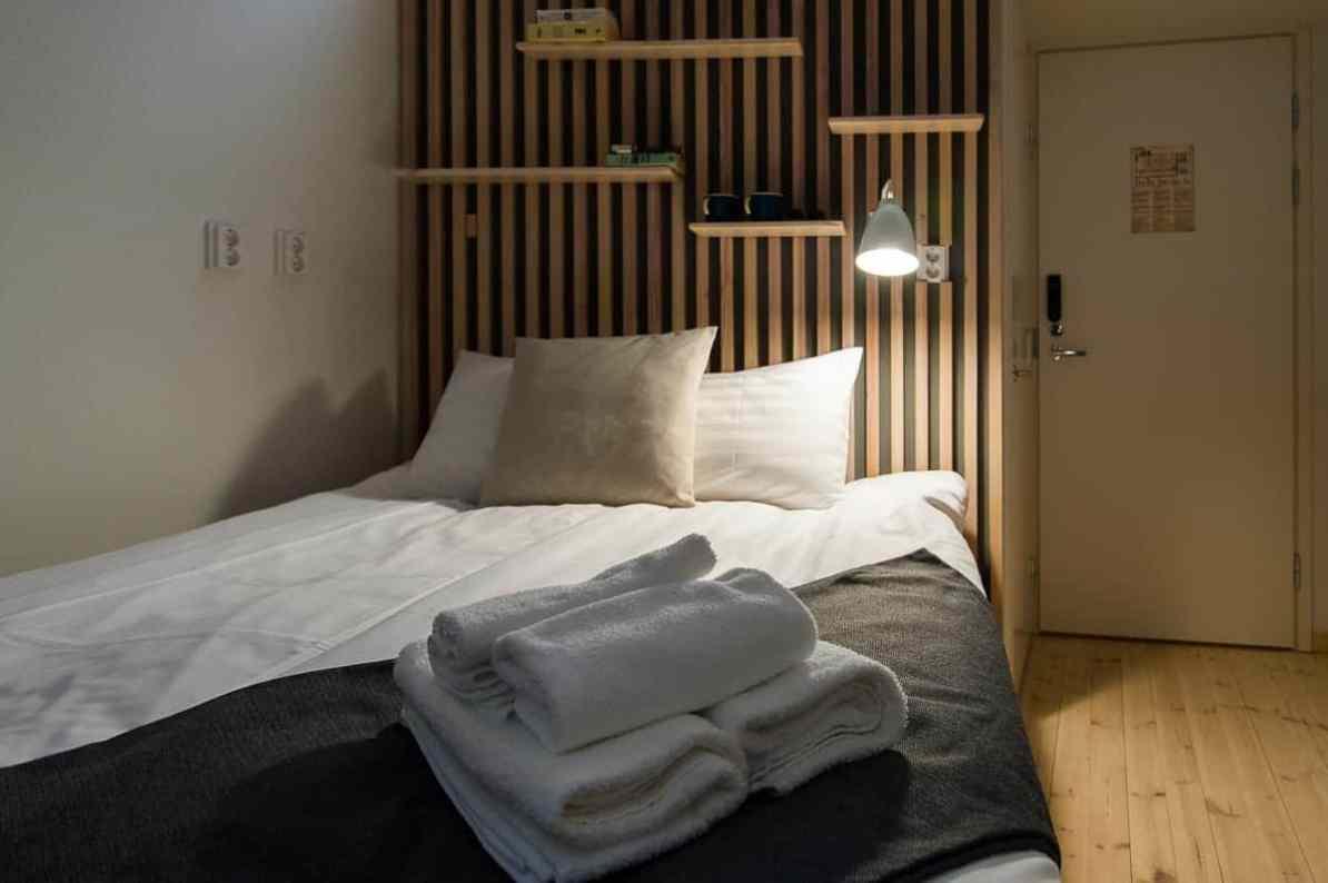 Mein Zimmer im Dream Hotel