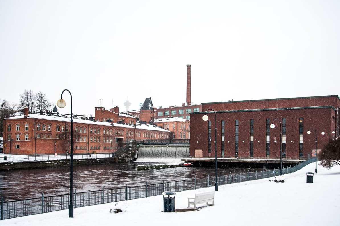 Finlayson Gelände, 2015