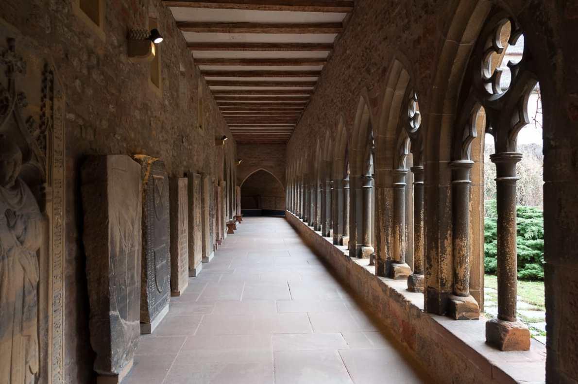 Kreuzgang des Klosters