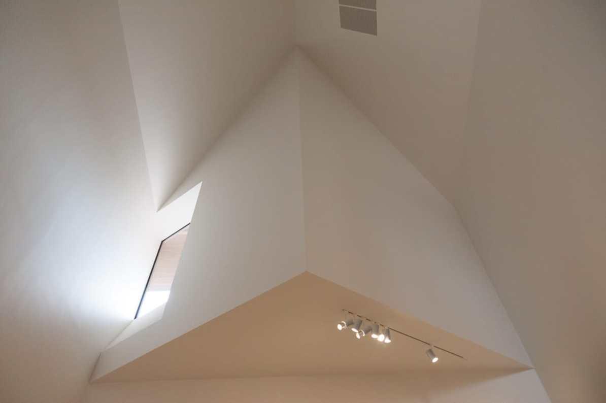 ...und von unten - die Galerie zum Neubau
