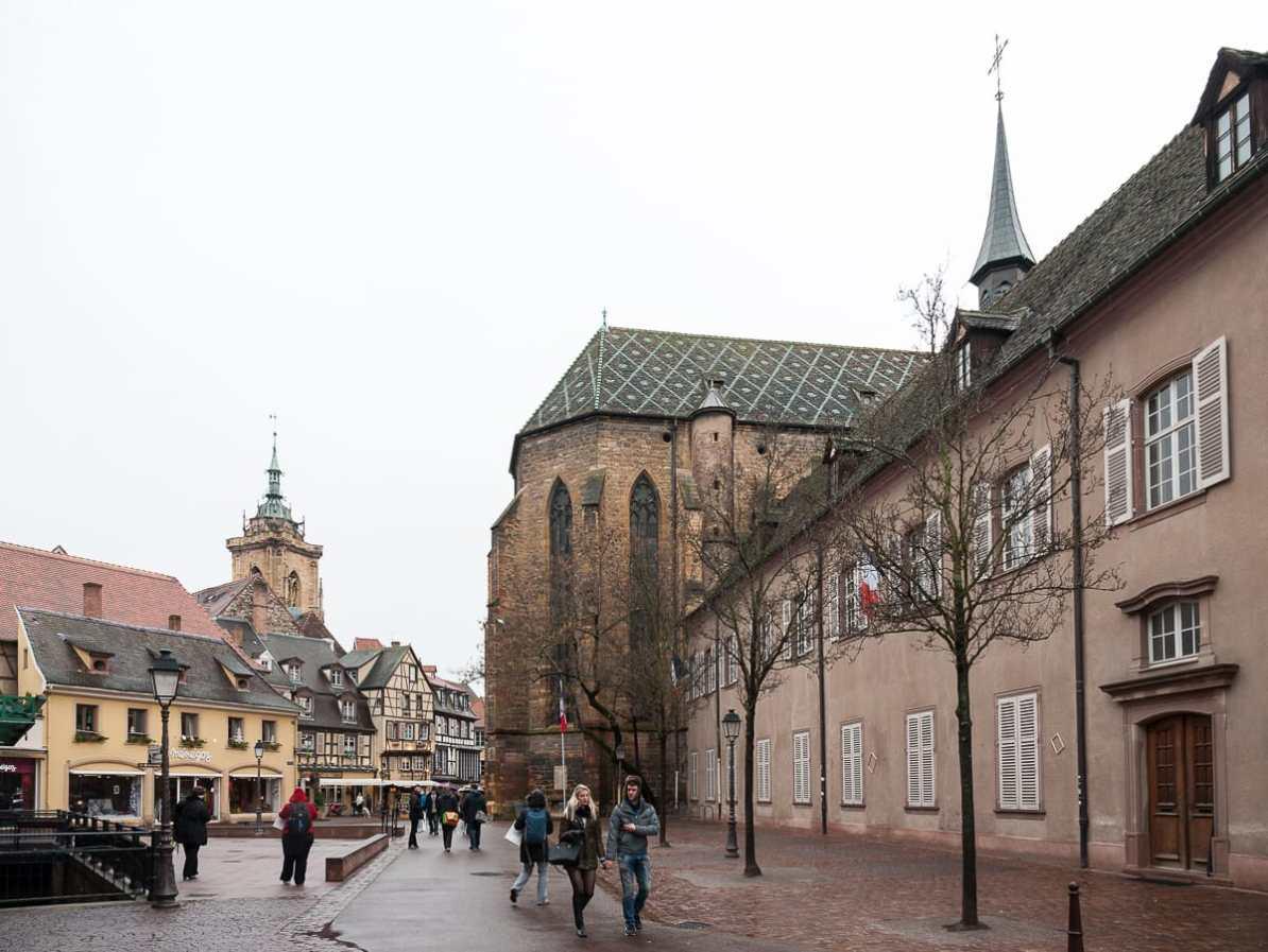 Dominikanerkirche (rechts)
