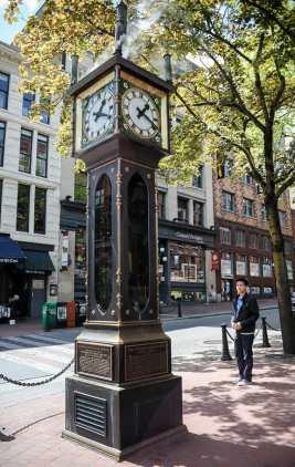Historisches Stadtviertel Gastown, Vancouver