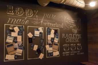 Hier wird Schweizer Käse gelebt und zelebriert