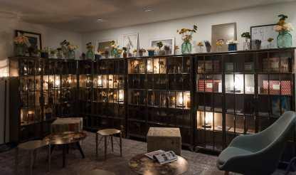 Lobby & Lounge der OVERLOOK Lodge by Cervo