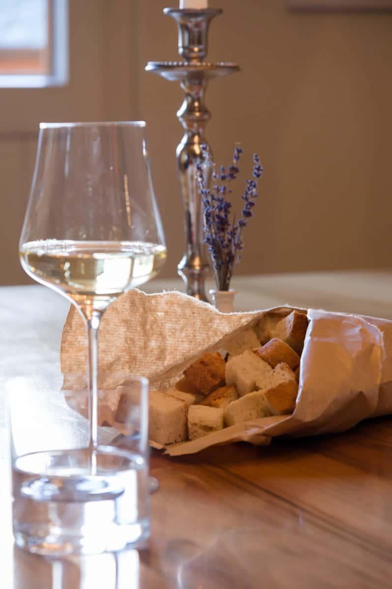 Mit Weißwein verdaut sich der Käse besser