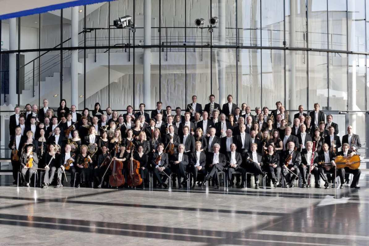 Die Neue Philharmonie Westfalen Foto: Pedro Malinowski