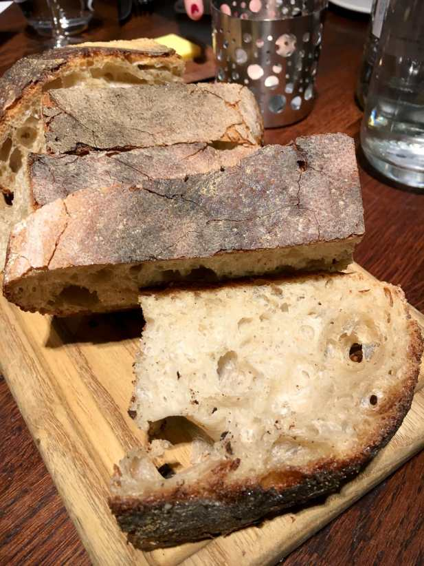 Frisches Brot im Stockdales of Yorkshire
