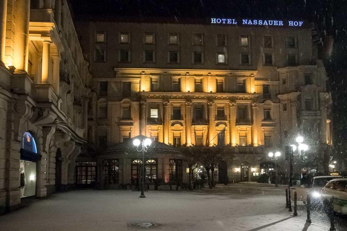 Hotel Nassauer Hof, Wiesbaden